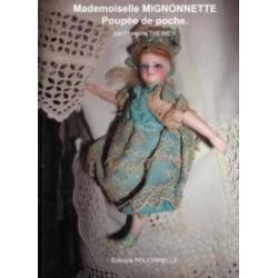 Mademoiselle MIGNONNETTE, Poupée de Poche