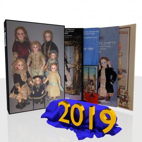 Kataloge Anonnieren 2019