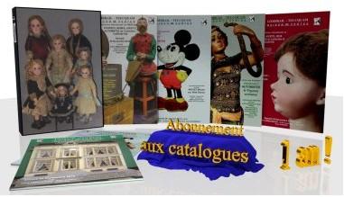 Abonnement aux catalogues