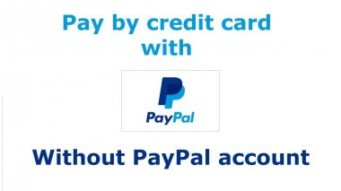 Pay by CB without PayPal account