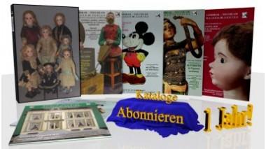 Kataloge Abonnieren